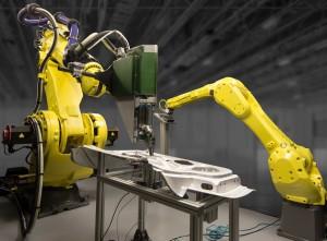 Использование промышленных роботов в России