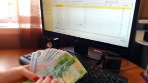 В Самаре бухгалтер присвоила 120 тысяч рублей, занизив сотрудникам премии