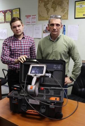 Т Плюс взят на вооружение видеоэндоскоп для диагностики турбин