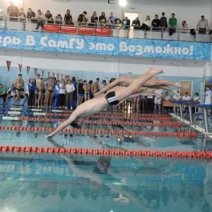 Студенты Самарского региона сразятся за Кубок совета ректоров по плаванию