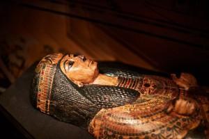 У мумии хорошо сохранились голосовые связки и гортань.