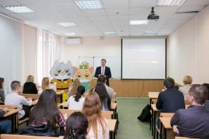 В СамГТУ прошла лекция Сбербанка «Как стать финансово грамотным человеком».