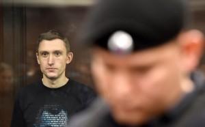 В сентябре минувшего года его приговорили к четырем годам колонии по «статье Ильдара Дадина» — о повторном участии в несанкционированных протестах.