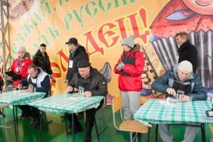 Состязание провели в рамках гастрофестиваля под открытым небом. Там большое изобилие традиционного русского блюда.