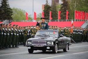 На военном параде 9 мая в Самаре пролетят стратегические ракетоносцы Ту-95МС Самара и Ту-160 Николай Кузнецов