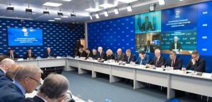 Дмитрий Азаров принял участие в заседании Бюро Высшего совета партии Единая Россия