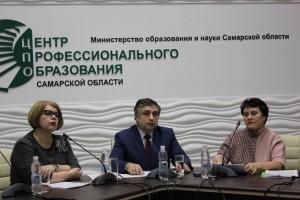 Традиционная встреча с родителями выпускников школ Самарской области прошла в формате видеоконференции.