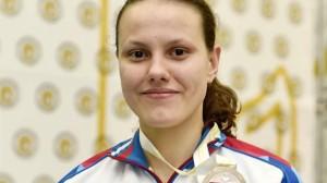 В прежние годы она уже 4 раза выигрывала первенство страны в другой возрастной категории.