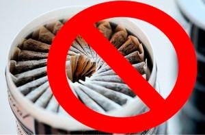 В данной продукции никотин обнаружен в концентрациях, превышающих допустимое содержание в 20-30 раз, и соответствует одномоментному выкуриванию 20-30 сигарет.