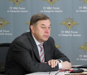 В Самаре заместитель председателя Общественного совета при региональном главке проведет прием граждан