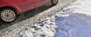 Неблагоприятные метеоусловия могут послужить причиной увеличения количества дорожно-транспортных происшествий.