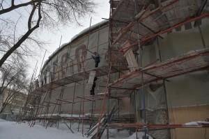 Открытие Самарского филиала Государственной Третьяковской галереи - все ближе и ближе.