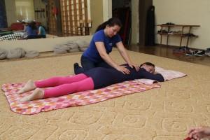 Родителей в Самаре бесплатно обучат делать оздоровительный китайский массаж