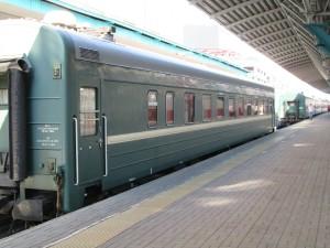 На участках ЖД в России временно ограничили железнодорожное сообщение с Китаем Билеты можно вернуть.