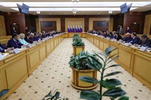 Дмитрий Азаров принял участие в заседании Совета по развитию местного самоуправления под председательством Президента РФ Владимира Путина