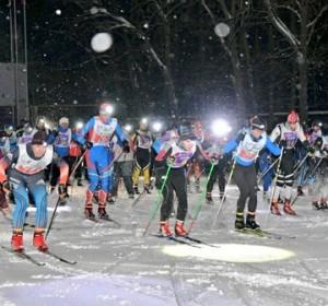 В Самаре проходит лыжный марафон Сокольи горы
