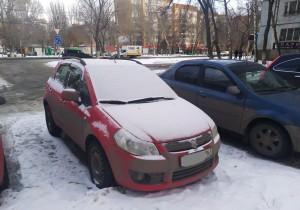 Самарчанка - владелица иномарки рассталась с машиной из-за долгов за воду