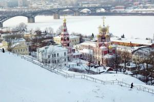 Дмитрий Азаров с рабочим визитом посещает Нижний Новгород