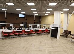 В новом МФЦ, который располагается в торговом центре «Гудок», будет оказываться весь спектр государственных и муниципальных услуг.