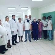 До назначения Мария Дмитриева более 9 лет работала заместителем главного врача по клинико-экспертной работе больницы Пирогова.
