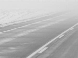 В Самарской области из-за тумана объявлен жёлтый уровень опасности