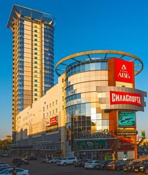 ООО «Вертикаль» — оператор одноименного торгово-офисного центра.