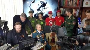 После оцифровки документы будут переданы в мультимедийный музейный комплекс в Главном храме Вооружённых Сил Российской Федерации.