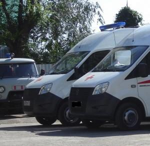 На железнодорожном переезде участка Кинель – Безенчук легковушка столкнулась с поездом, двое пострадали