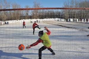 8 февраля пройдет турнир по футболу Зимний мяч Богатое