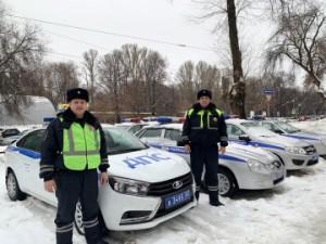 Инспекторами ДПС в кратчайшие сроки задержан подозреваемый.