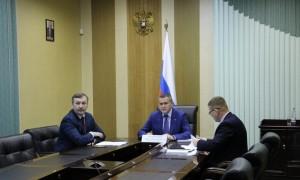 В режиме видеоконференцсвязи рассмотрены обращения жителей республик Башкортостан, Марий Эл, Самарской и Ульяновской областей.