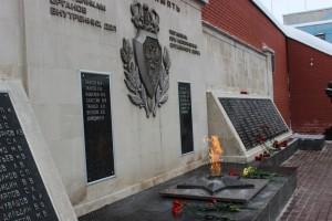 В Самаре почтят память погибших сотрудников ОВД