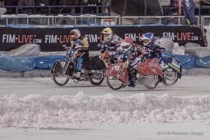 В гонке примут участие 16 сильнейших гонщиков планеты.