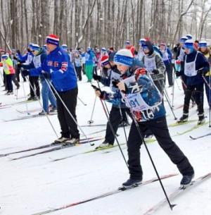 Продолжается приём заявок на участие в массовой лыжной гонке Лыжня России-2020 в Самаре