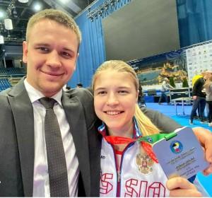 В Будапеште (Венгрия) состоялось первенство Европы по каратэ WKF.