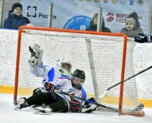 """В самарском """"Союзе"""" - лучшие хоккеисты!"""