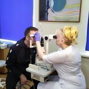 В Самарской больнице им. Т.И. Ерошевского пациенту из Италии «открыли» глаз после детской травмы