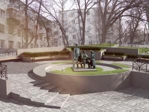 В Самаре обсудили проекты благоустройства сквера на пересечении улиц Фрунзе и Красноармейской
