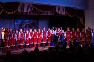 В составе коллектива участники разных национальностей, влюблённых в украинскую песню.