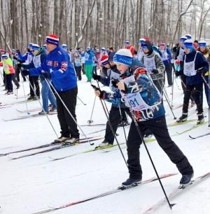 Участников Лыжни России-2020 в Самаре ждут развлекательная программа и интерактивные площадки