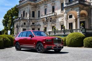 Rolls-Royce Cullinan – самый большой и дорогой кроссовер в мире.