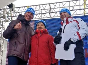 Около 9000 жителей посетили спортивный праздник