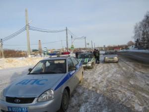 В Самарской области сотрудники полиции провели рейд совместно с судебными приставами