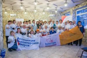 Серебряные волонтеры Самарского региона соберутся в Прибрежном