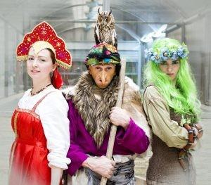 Все желающие смогут принять участие в фотосессии со сказочными героями и прирученными питомцами зоопарка.