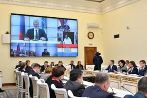 Областной кабинет министров рассмотрел пять вопросов, все они получили одобрение участников заседания.