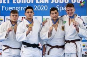 Самарские спортсмены завоевали три медали.