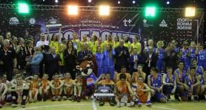 В Самарской области Чемпионат ШБЛ «КЭС-БАСКЕТ» проводится с 2009 года при поддержке «Т Плюс» и Правительства Самарской области.
