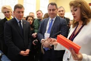 По мнению членов Совета Федерации, в Самаре есть прорывные и уникальные технологии.