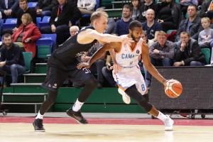 Баскетболисты Самары в Екатеринбурге переиграли Урал